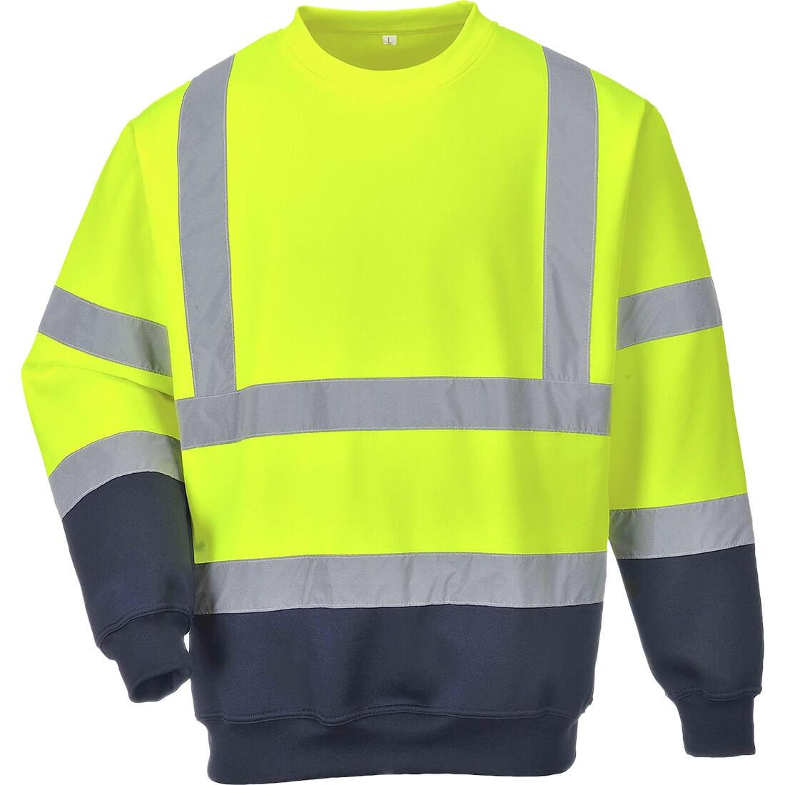 Bluzon Bicolor HiVis - Imbracaminte de protectie