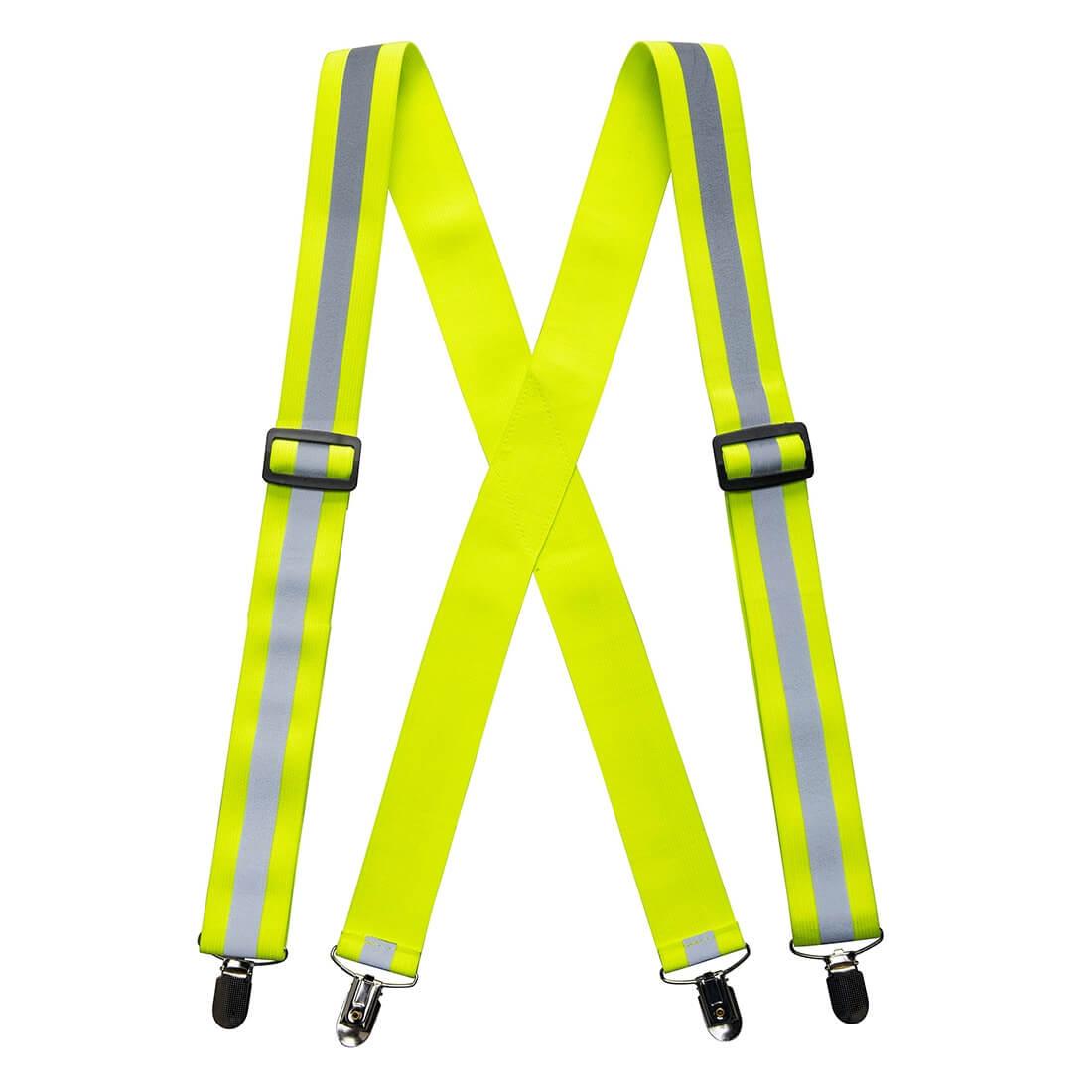 Bretele Pantaloni HiVis - Imbracaminte de protectie