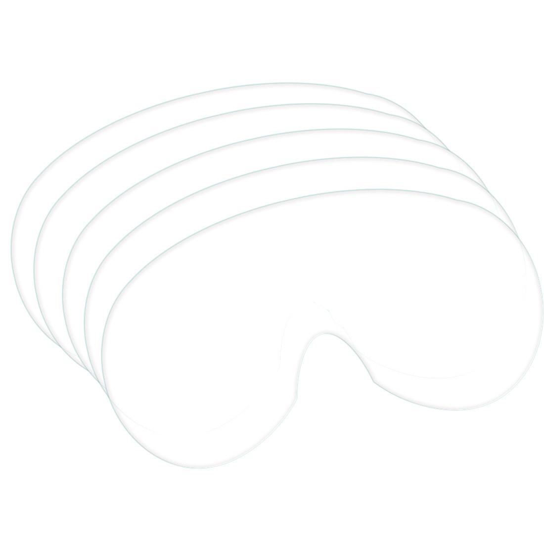Folie Protectoare Lentile - Echipamente de protectie personala