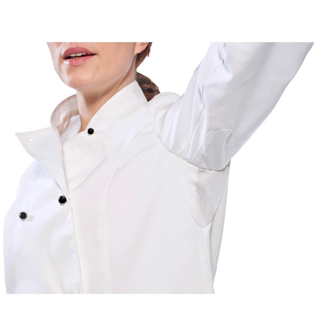 Jacheta Bucatar de Dama Rachel ML - Imbracaminte de protectie