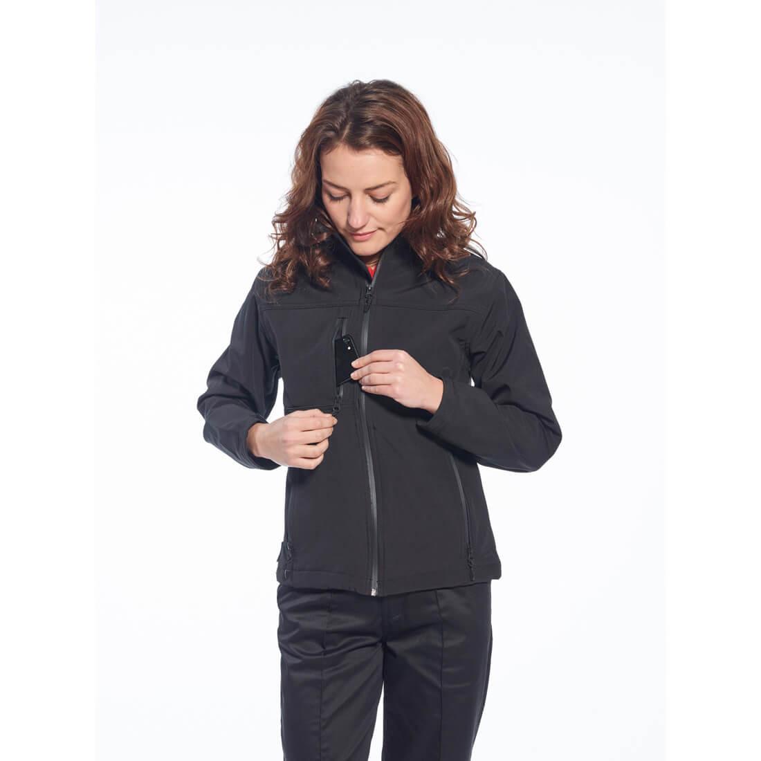 Jacheta de Dama Charlotte Softshell (2L) - Imbracaminte de protectie