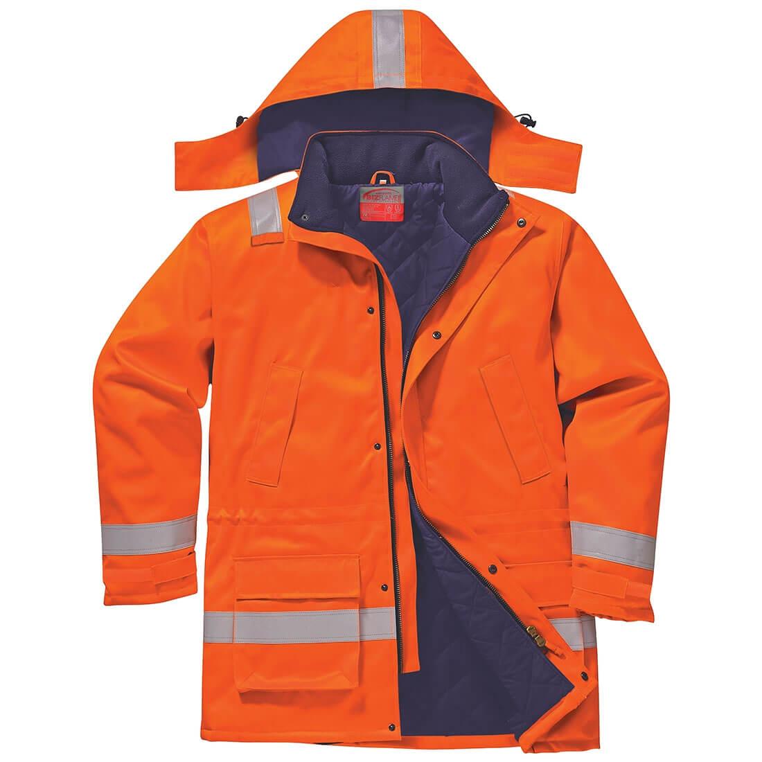 Jacheta de Iarna Ignifuga si Antistatica - Imbracaminte de protectie