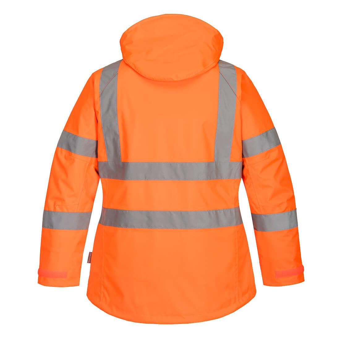 Jacheta HiVis de Iarna pentru Dame - Imbracaminte de protectie
