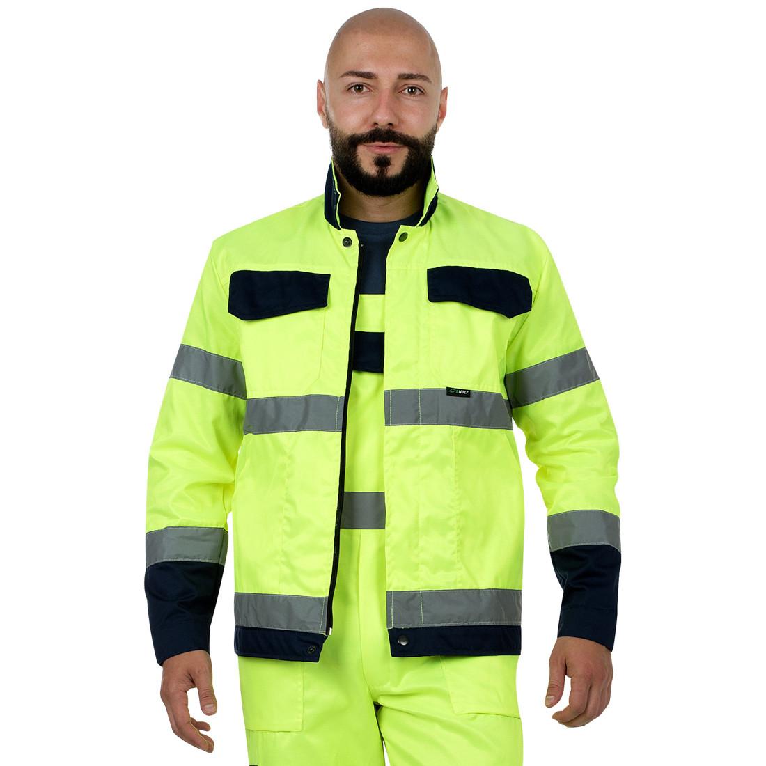 Jacheta HiVis JINX - Imbracaminte de protectie