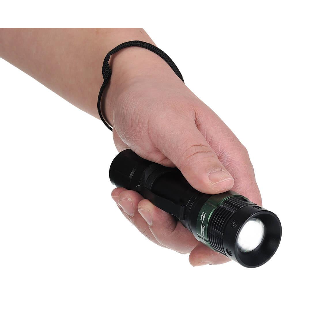Lanterna Tactical - Echipamente Tehnice