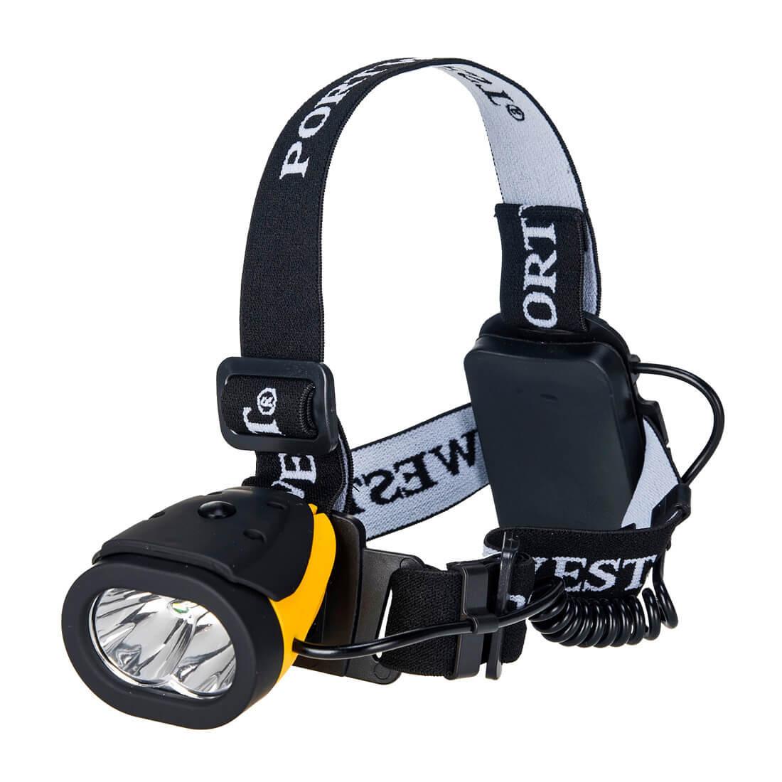 Lanterna pentru Casca Portwest Dual - Echipamente de protectie personala