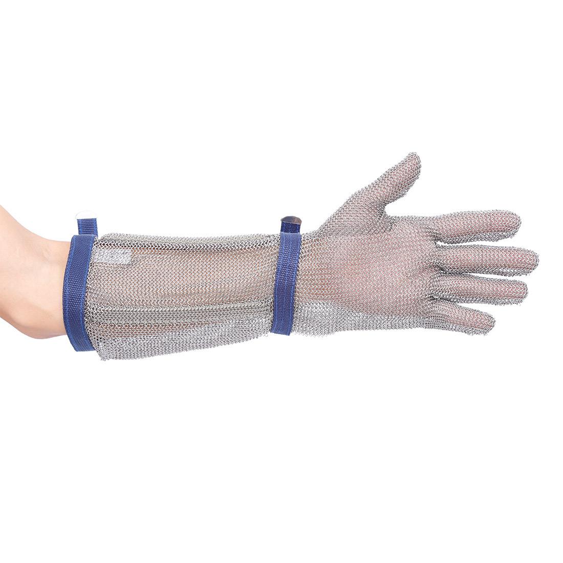 Manusa de Zale cu Maneca 45cm - Echipamente de protectie personala
