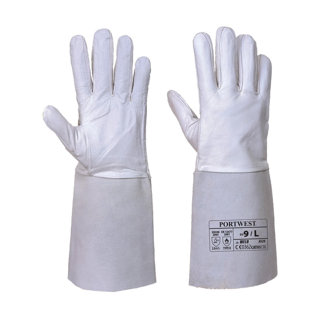 Manusa Premium Tig Welding - Echipamente de protectie personala