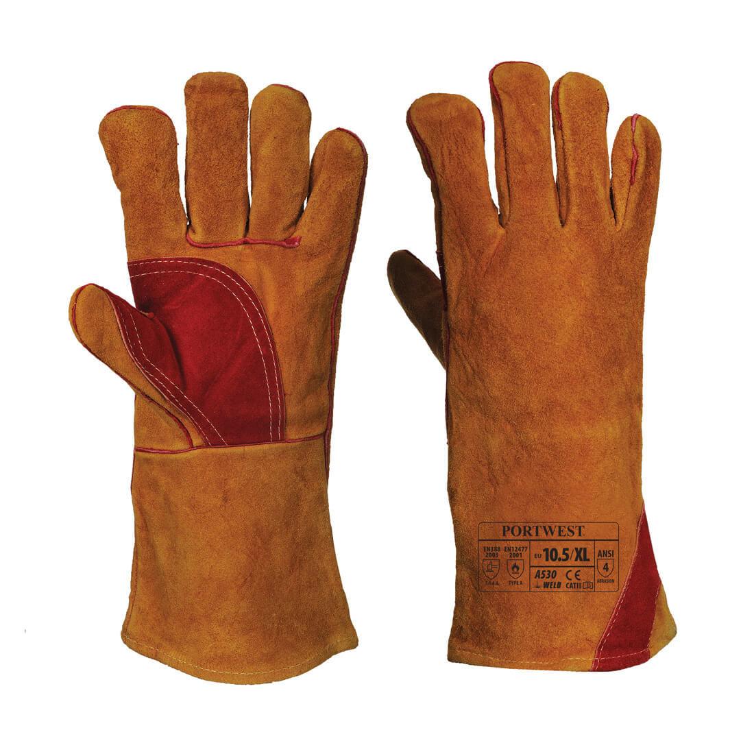 Manusa Reinforced Welding - Echipamente de protectie personala
