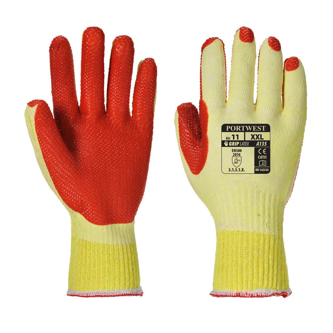 Manusa Tough Grip - Latex - Echipamente de protectie personala