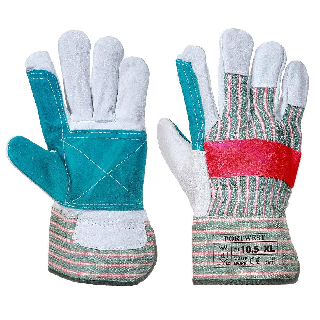 Manusi Clasic Double Palm Rigger - Echipamente de protectie personala