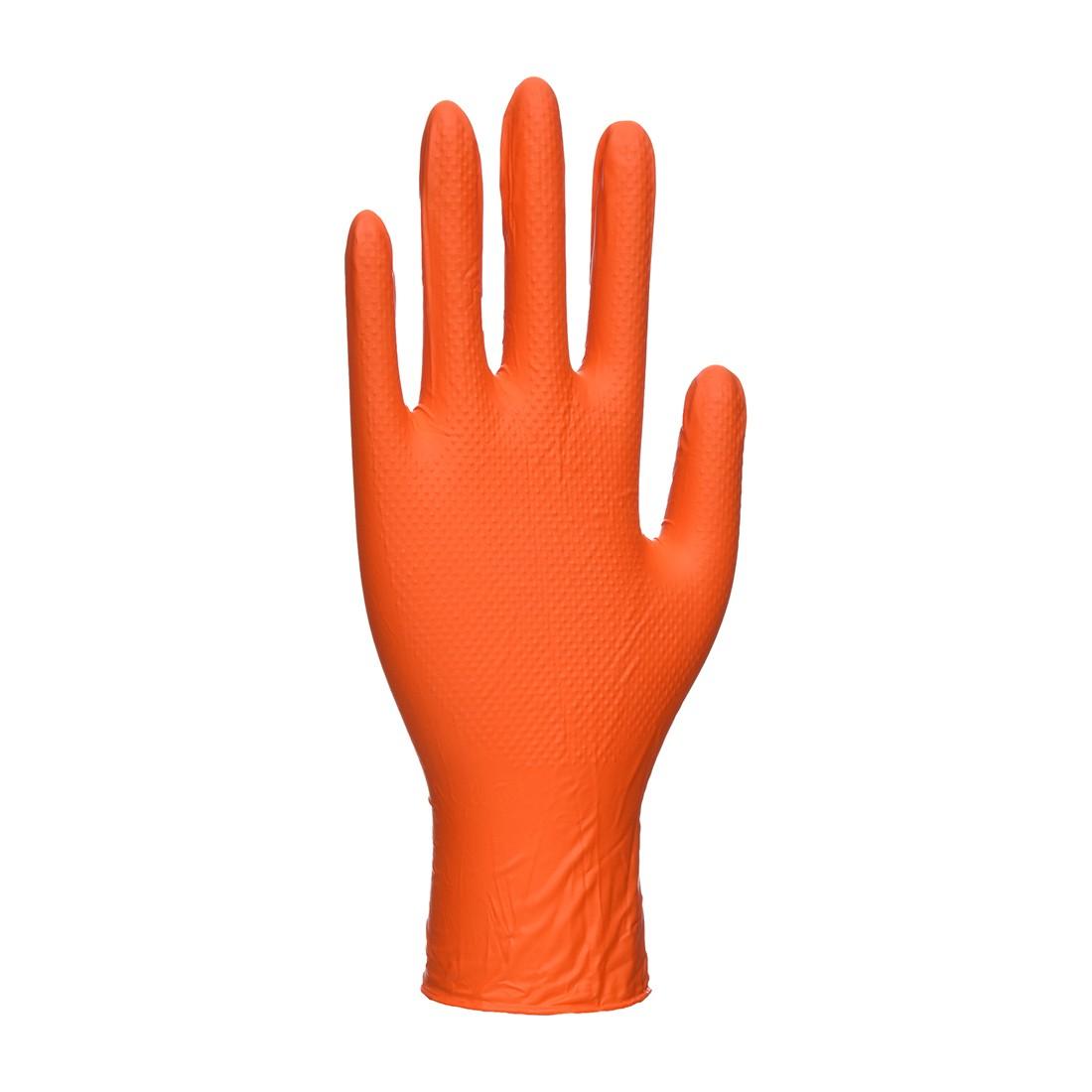 Manusi de unica folosinta Portwest Orange HD - Echipamente de protectie personala