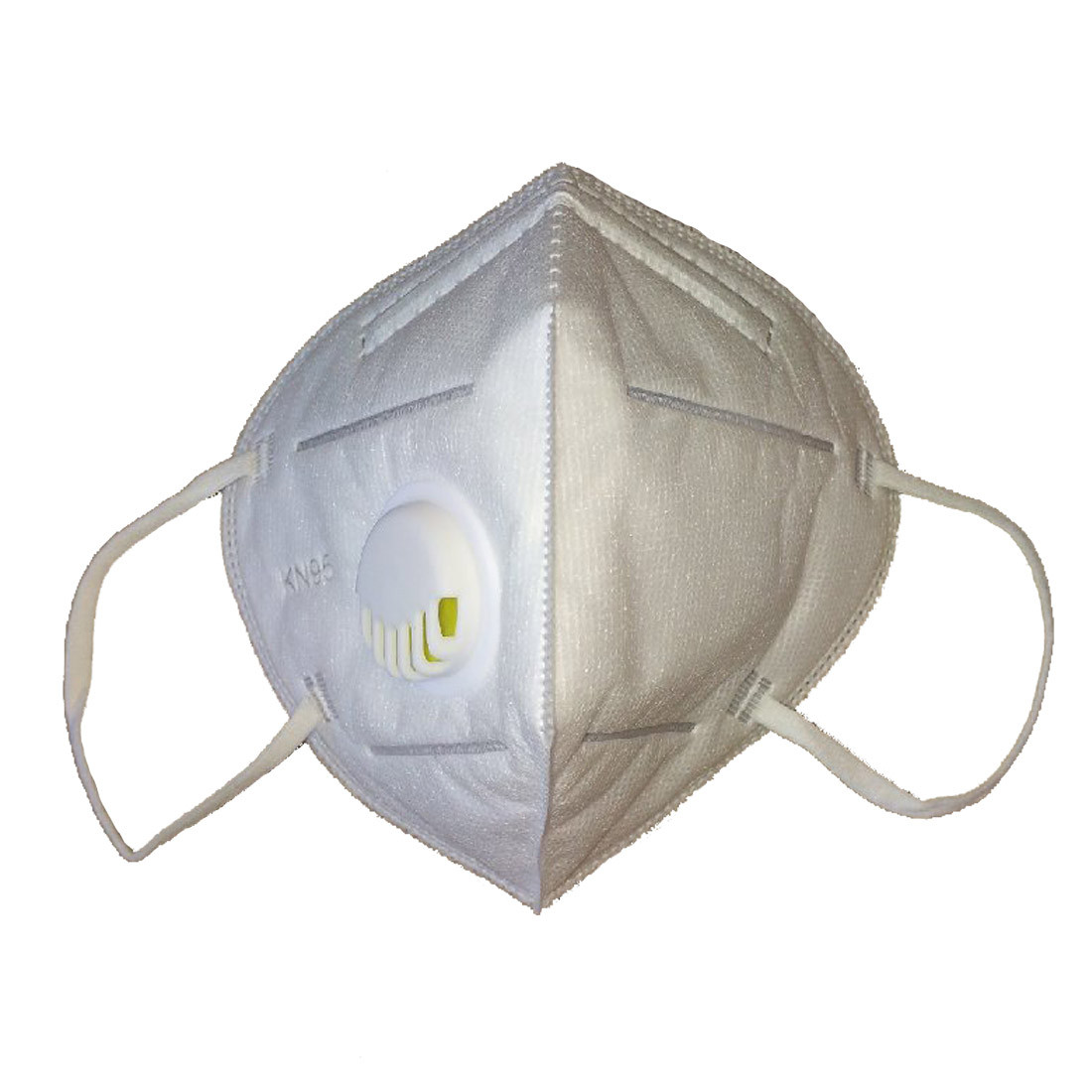 Masca cu Supapa FFP2/KN95 - Echipamente de protectie personala