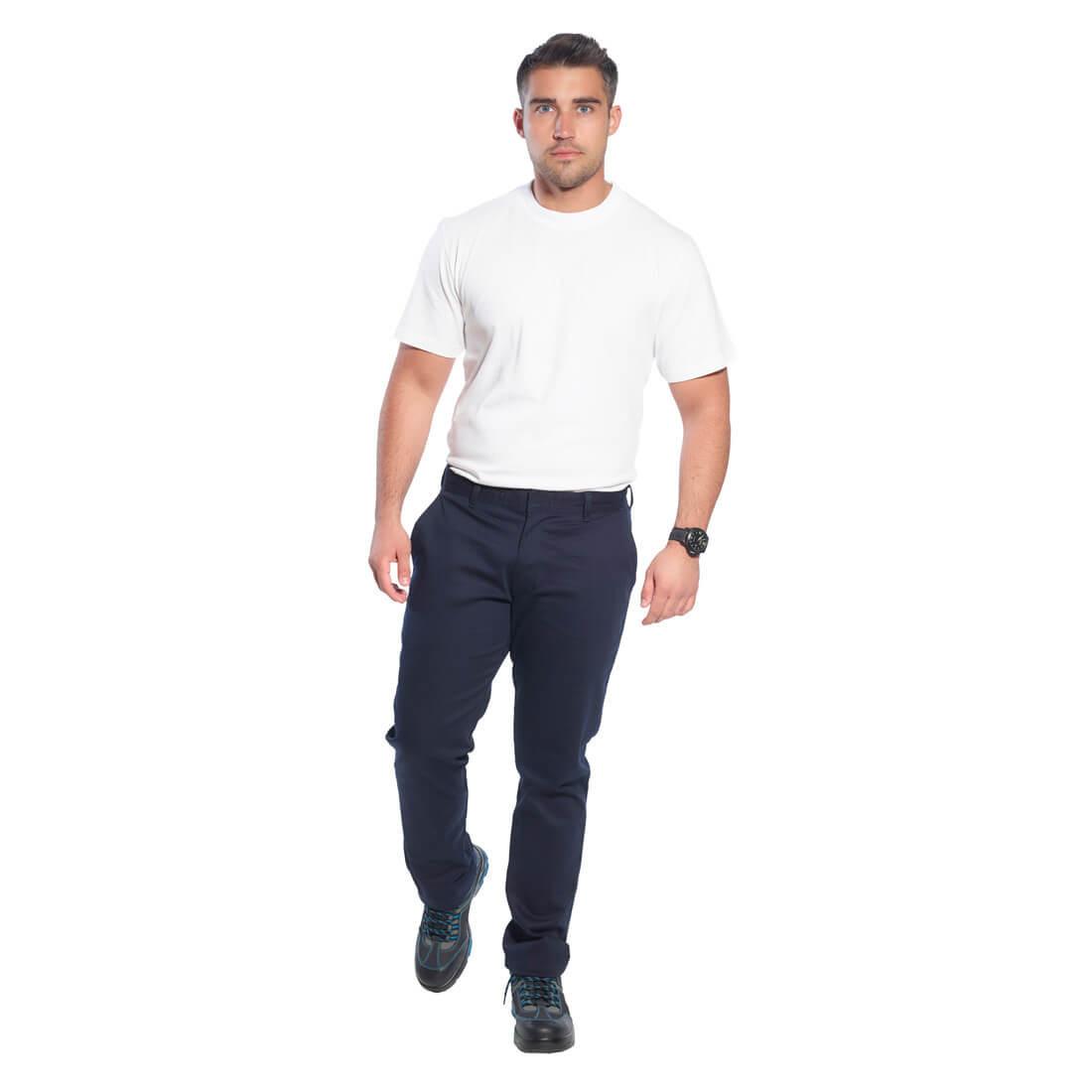 Pantaloni Chino Slim Strech - Imbracaminte de protectie