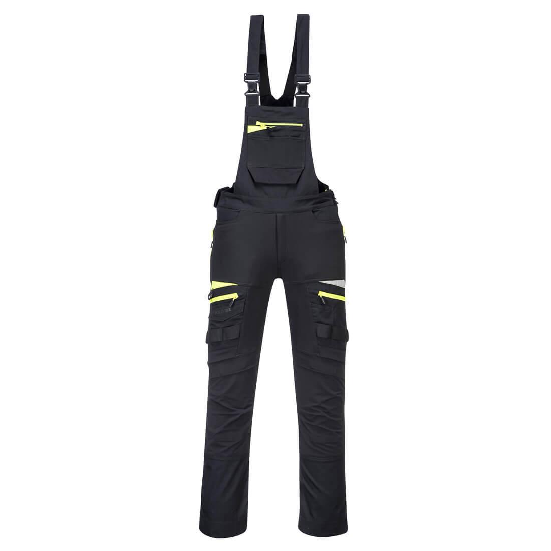 Pantaloni cu pieptar gama DX4 - Imbracaminte de protectie