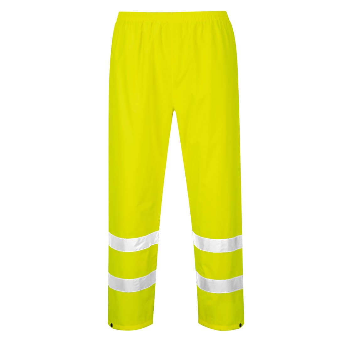 Pantaloni de Ploaie HiVis - Imbracaminte de protectie
