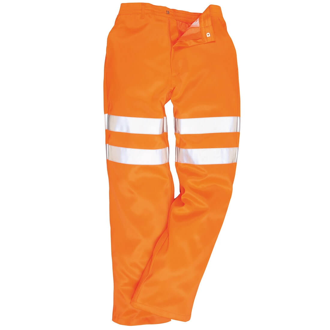Pantaloni Poli Bumbac HiVis GO/RT - Imbracaminte de protectie