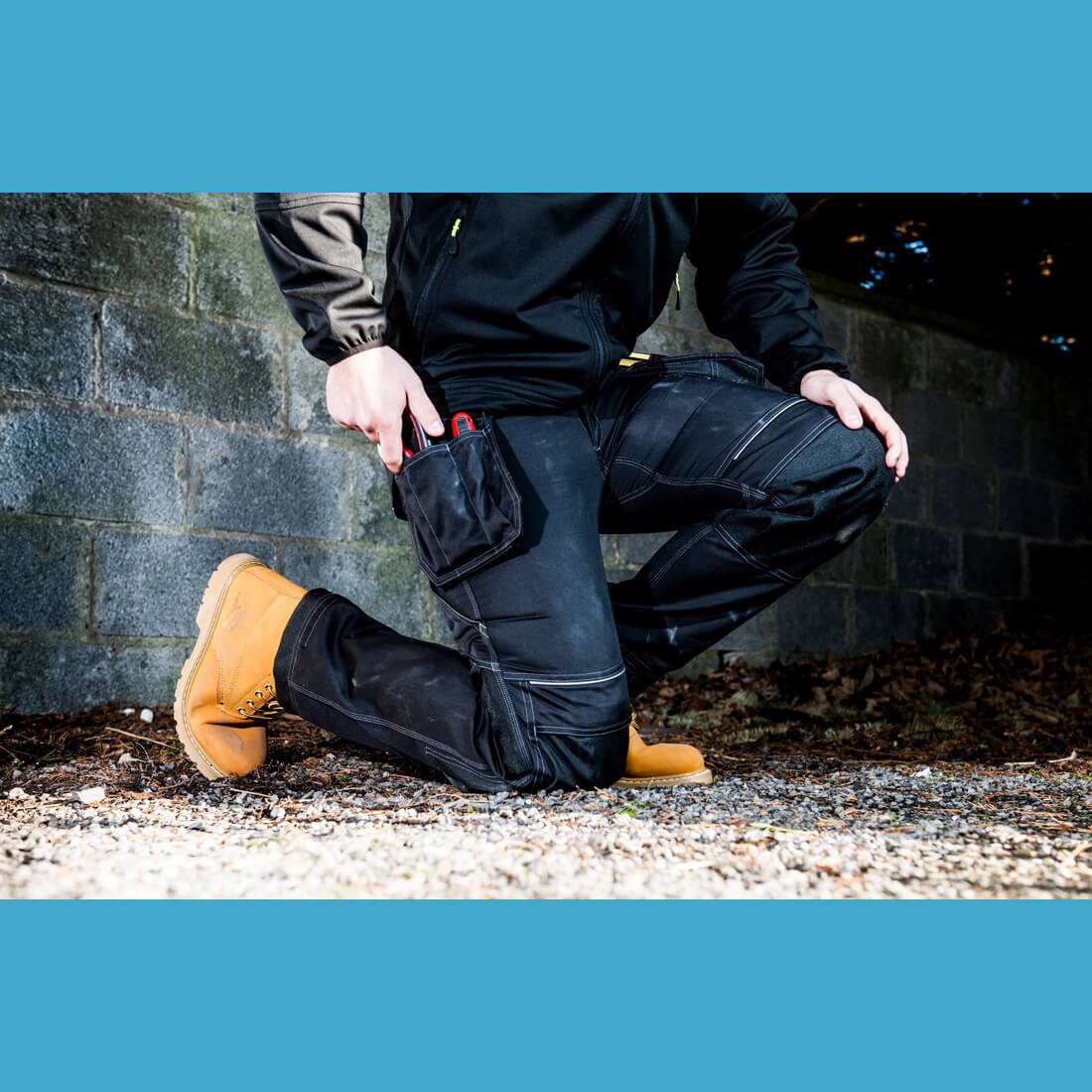 Pantaloni Urban Work Holster - Imbracaminte de protectie