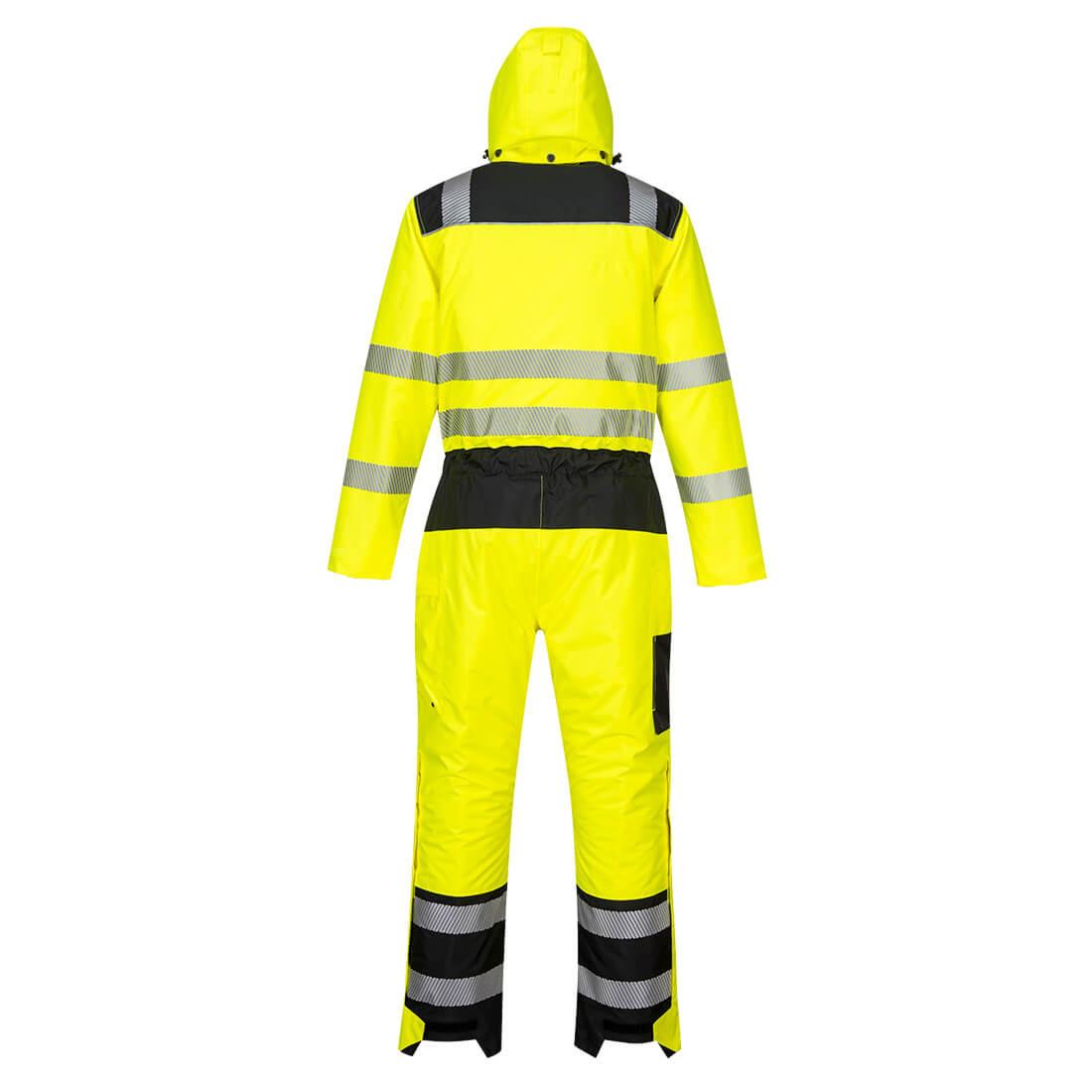 Combinezon de iarna PW3 Hi-Vis - Imbracaminte de protectie