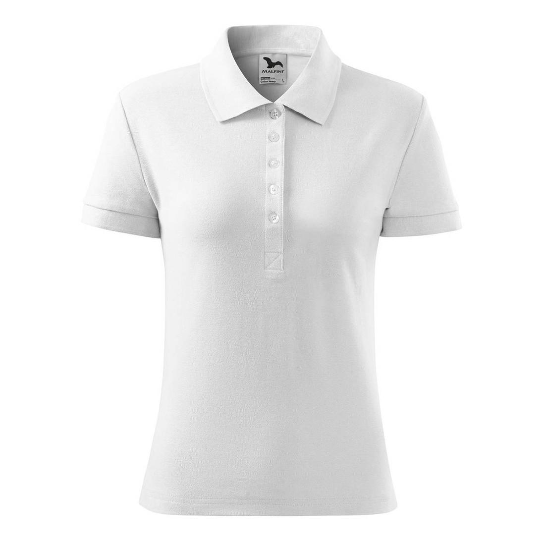 Tricou polo Damă COTTON HEAVY - Imbracaminte de protectie