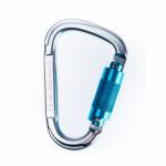 Carabiniera Aliminiu Twist Lock - Echipamente de protectie personala