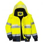 Jacheta 3in1 Glowtex™ - Imbracaminte de protectie