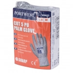 Manusa Vending Cut 5 aplicatii PU in palma - Echipamente de protectie personala