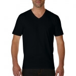 Tricou Premium Cotton Adult V-Neck