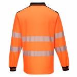 PW3 Hi-Vis Tricou Polo L/S - Imbracaminte de protectie