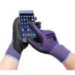Manusi PU- Touchscreen - Echipamente de protectie personala