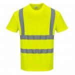 Tricou din Bumbac cu Maneci Scurte - Imbracaminte de protectie