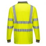 Tricou Polo Cotton Comfort cu Maneci Lungi - Imbracaminte de protectie