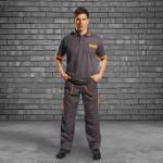 Tricou Polo Portwest Texo Contrast - Imbracaminte de protectie