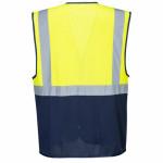 Vesta Executive HI VIS in 2 tonuri gama MeshAir - Imbracaminte de protectie